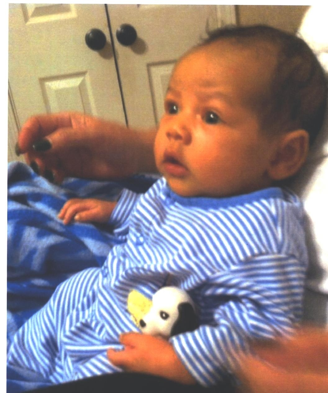 Amber Alert Issued For Missing 2 Month Old Baby Out Of