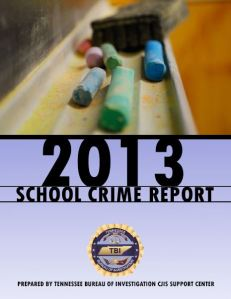 School Crime Cover