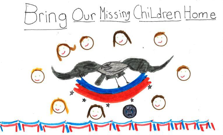 Missing Kids Poster