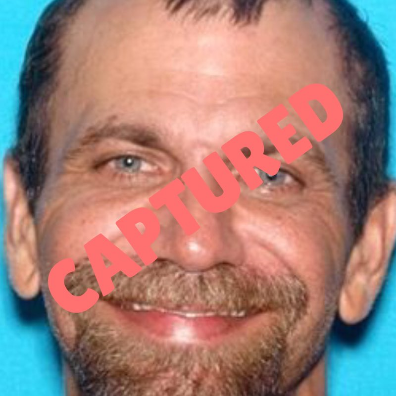 TBI 'Top 10 Most Wanted' Fugitive Captured in Louisiana